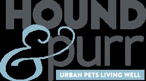 Hound and Purr Logo Etobicoke Pet Grooming